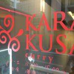 京都のカラクサカレーは外国人に人気?